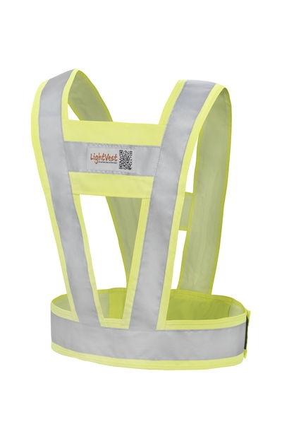 LightVest® Veiligheids & Productiviteits Vest met LED Verlichting ...